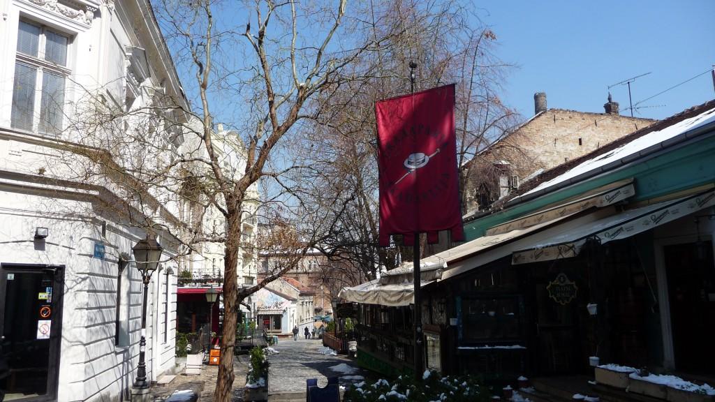 Belgrad: Bohemian Life im Stadtviertel Skadarlija